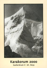 Gasherbrum II (8035m)