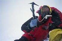 Somone Moro on Everest