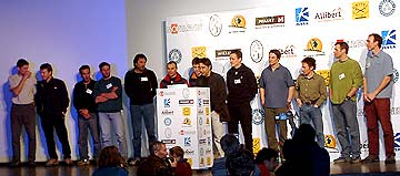 Piolet d'Or 2004, alpinismo