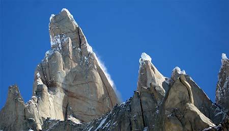 Patagonia 2005, Salvaterra, Garibotti, Beltrami