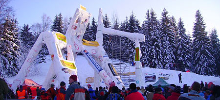 Ice Climbing World Cup, Spicak 2006