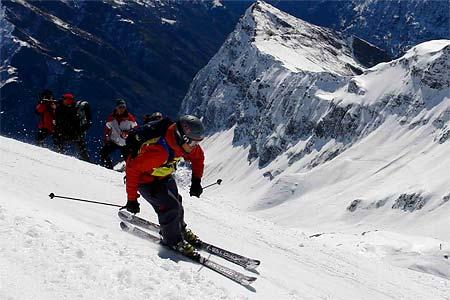 Monte Rosa Skirider 2006