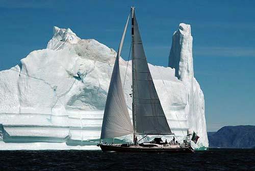 Baffin Island climbing