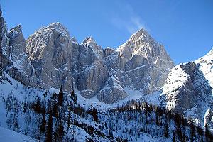 Scialpinismo Alpi Giulie