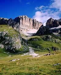 Sella Dolomites