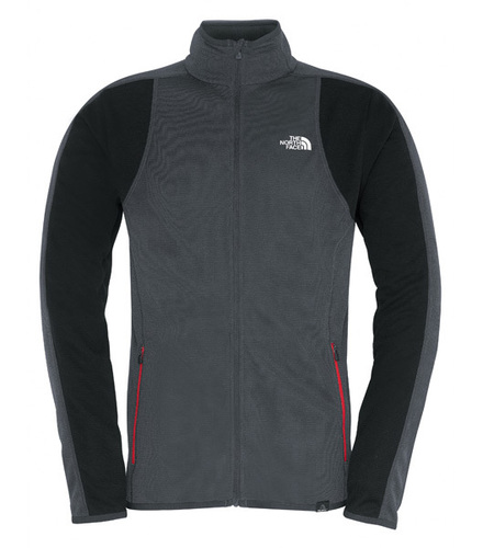 The North Face Infiesto Full Zip  Trekking Climbing Skiing Canyoning Via ferrata Mountain running Mountainbike Mountaineering