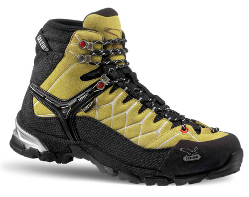 Salewa Alp Trainer Mid GTX  Trekking Canyoning Via ferrata Mountaineering