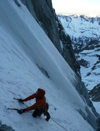 Alpinism - The North Face of the Grossglockner