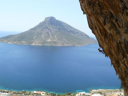 Arrampicata a Kalymnos