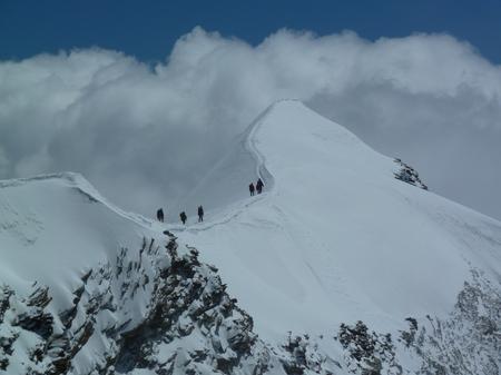 I facili 4000 del Monte Rosa