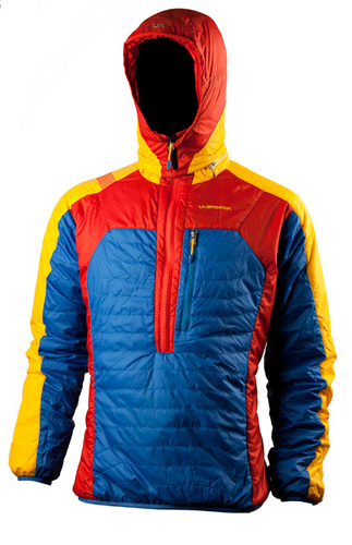 La Sportiva Insulation Primaloft Pullover M   Trekking Climbing Skiing Mountaineering