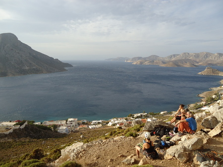 Kalymnos Climbing Camp - October
