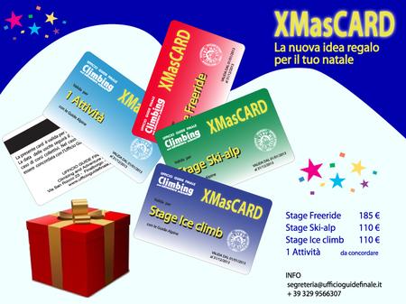 XMas CARD con l' Ufficio Guide Finale