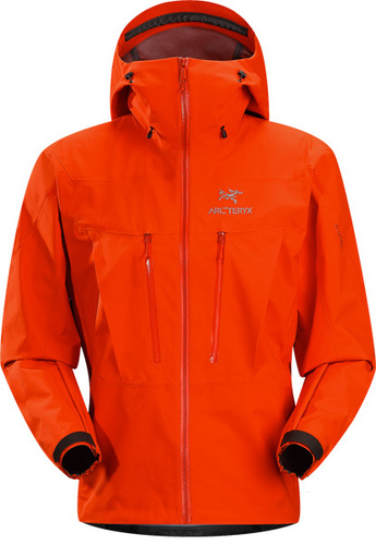 Arc'teryx Alpha SV Jacket  Climbing Skiing Mountaineering
