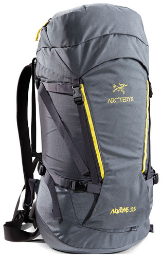 Arc'teryx NOZONE 35  Climbing Skiing Via ferrata Mountaineering
