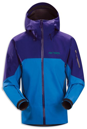 Arc'teryx Rush Jacket  Sci Alpinismo