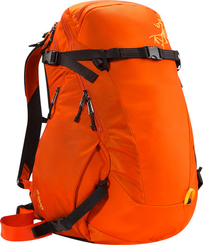 Arc'teryx Quintic 28 / 38 L  Skiing Mountaineering