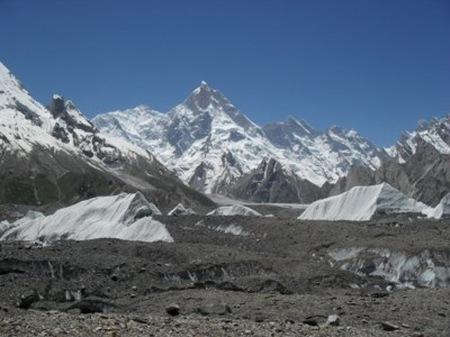 Pakistan - CB del K2 con guida alpina italiana