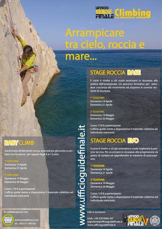 Stage Roccia in collaborazione con A.S.D. Posto di Blocco