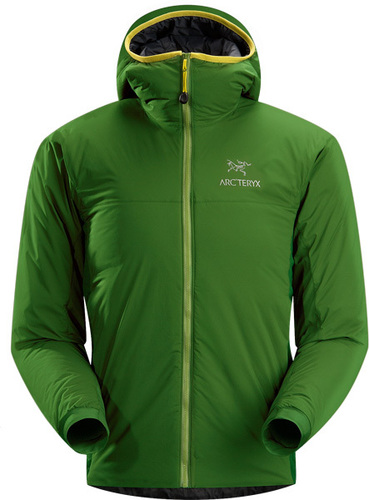Arc'teryx Atom LT Hoody  Climbing Skiing Via ferrata Mountaineering