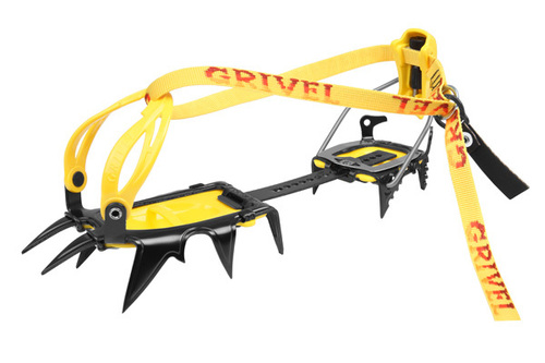 Grivel G12  Climbing Skiing Mountaineering