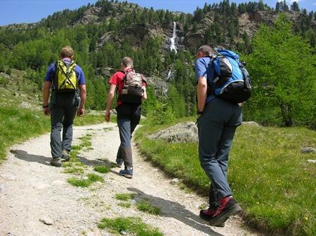 Trekking del Parco Nazionale dello Stelvio