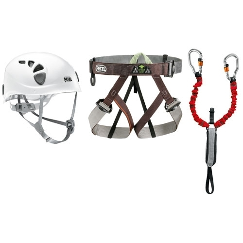 Petzl Kit Via Ferrata  Via ferrata