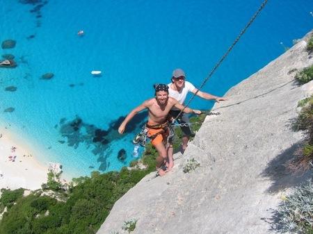 Stage arrampicata in Sardegna