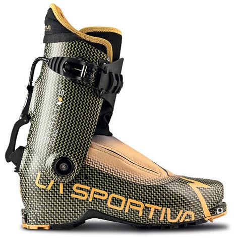La Sportiva Stratos Cube  Sci Alpinismo