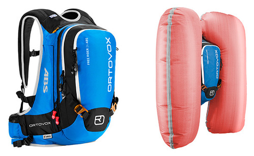 Ortovox Free Rider 26 ABS  Skiing Mountaineering
