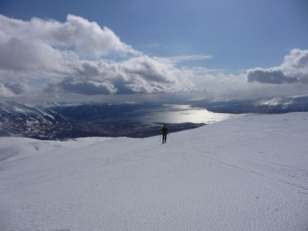 Islanda - Scialpinismo