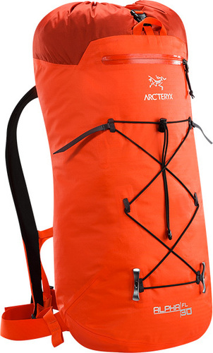 Arc'teryx Alpha FL Pack 35/45  Arrampicata Alpinismo