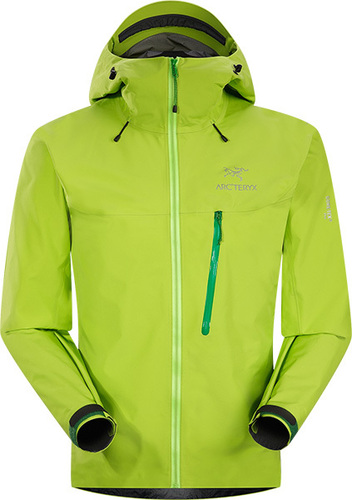 Arc'teryx Alpha FL Jacket  Arrampicata Sci Alpinismo