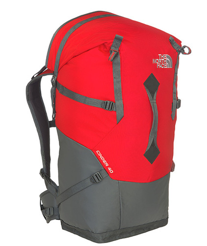 The North Face Cinder Pack 40  Trekking Arrampicata Alpinismo