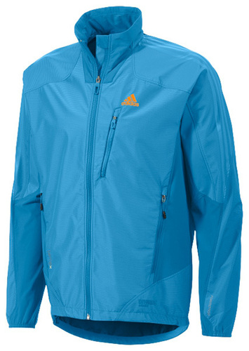 adidas Terrex Hybrid Soft Shell Jacket  Trekking Climbing Skiing Via ferrata Mountainbike Mountaineering