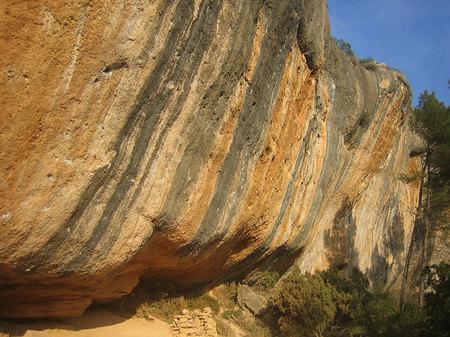 Stage arrampicata in Catalogna - le falesie Margalef e Siurana