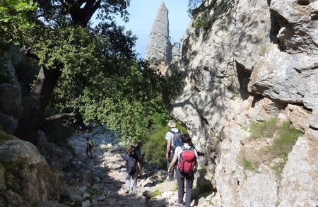 Trekking Selvaggio Blu in Sardegna