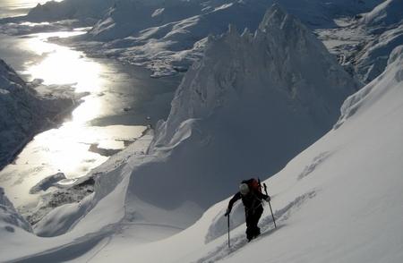 Scialpinismo in Norvegia - Isole Lofoten