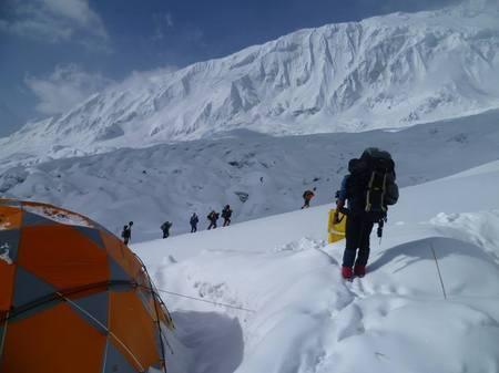 ASCENSIONE AL MANASLU (8163 m)