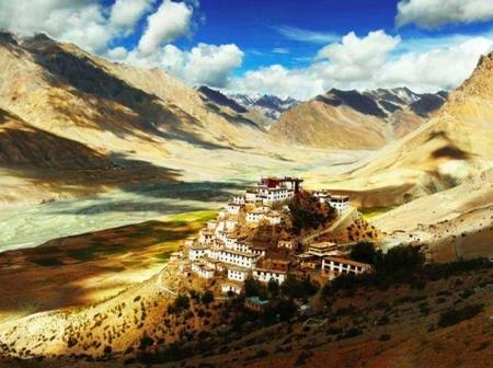 LADAKH - Trekking peak Markha Valley + Stok Kangri (6150)