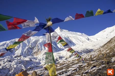 NEPAL: TREKKING INTORNO AL MANASLU