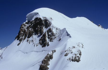 IL MIO PRIMO 4000: BREITHORN OCCIDENTALE 4165m