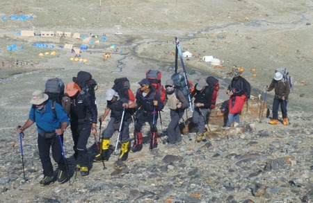 Trekking Peak: Mera Peak