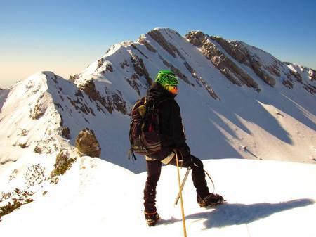 Corso Alpinismo Moderno edizione Invernale in Lagorai e Monte Baldo