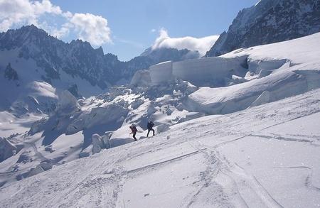 Scialpinismo Traversata Chamonix-Zermatt