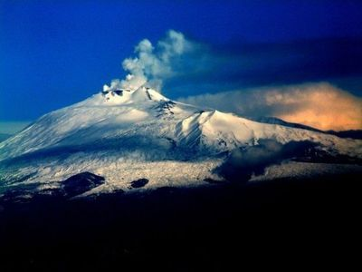 Mount Etna Ski touring in Sicily 1 - 4 March 2018