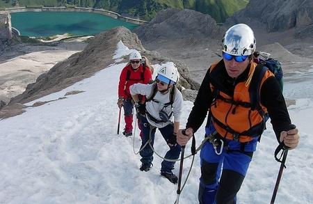 Stage ghiacciai e traversate