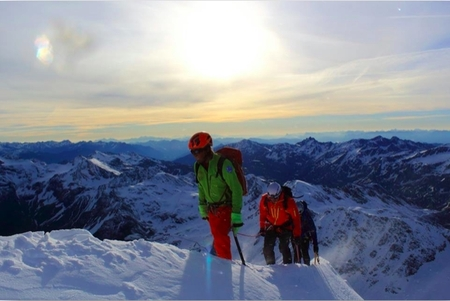Corso Alpinismo Moderno ed estiva