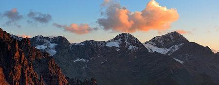 Trekking Fotografico : Parco dello Stelvio Giro del Confinale