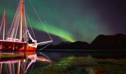 Scialpinismo Norvegia: in barca a vela a Alesund